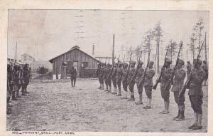 Infantry Drill Atlanta 1919