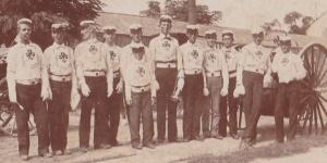 Savannah group ca1895 detail
