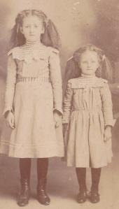 Bennett Bland sisters detail