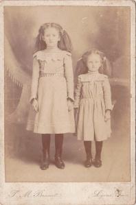 Bennett, T.M. LyonsGA Bland sisters