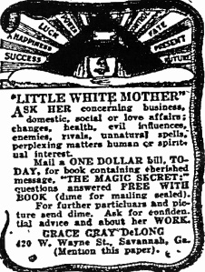 DeLong LittleWhiteMother1922
