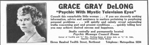 GraceGrayDeLong 1937 adv