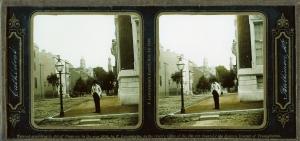 Langenheirm Bros glass stereo 1856