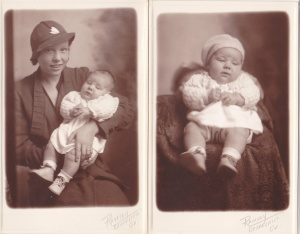Ramsey mom & babe ca.1930