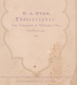 Ryan, D. J. cdv backmark detail 1869