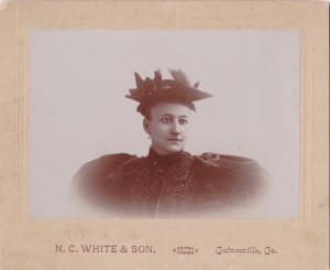 White, N.C. & Son MuttonSleeve5.5x7