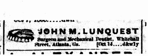 Lunquest, J.M.dentistAtlanta1858