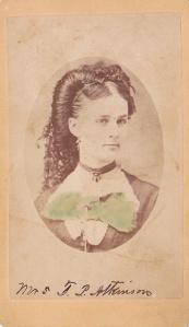 Mrs. Atkinson J.P.Blessing&Bro. cdv1867-69 tintbow