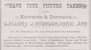 Edwards & Dorman 1886