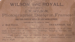 Wilson & Royall mark