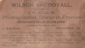 Wilson & Royall mark