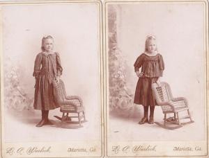 Warlick, D.A. sisters