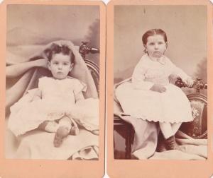 Wilson, J. N. siblings cdvs