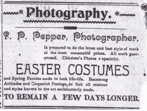 Pepper Vienna March 1902