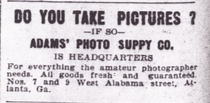 Adams Photo Supply Sept.1898 Atl.Con.