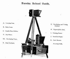 Anthony's Eureka School Outfit 1891