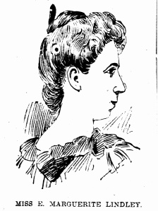 "Atlanta Constitution Nov. 23, 1895 p. 8 ""Miss Lindley and Her Work"""