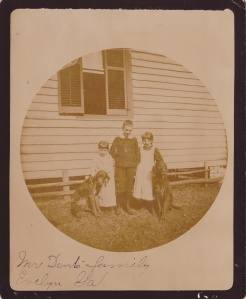 Mr. Dent family EvelynGAc1892