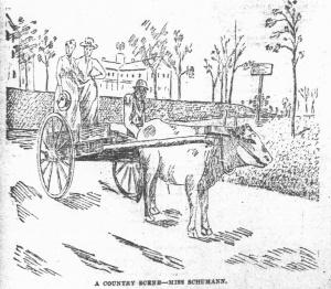 Schumann newsp repro 29June1890