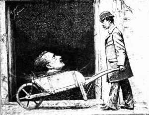 HeadWheelBarrow Magicbk1897