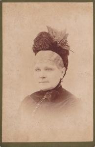 AugustaPhotoCo. 1886 Mrs.Sibley