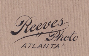 Reeves c1915 mark detail
