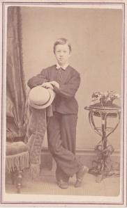Steiger, J. G. Savannah cdv c1870