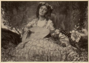 The Summer Song, halftone photograph by Frank Eugene, ca. 1908; Metropolitan Museum of Art, Rogers Fund, 1972, accn. no. 1972.633.62