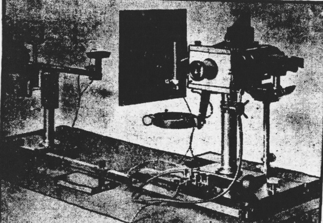 Eye photograh apparatus invention1905 SunnySouth