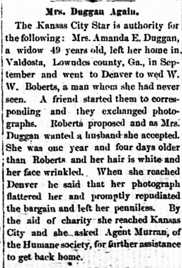 Widow photo, real woman 1893