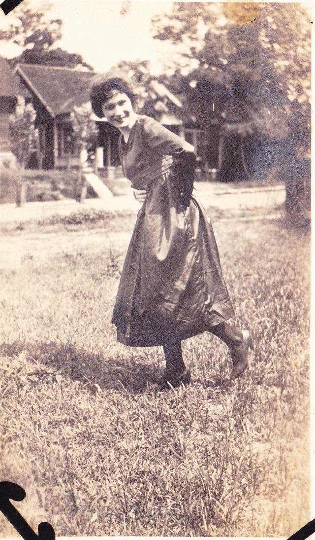 Atlanta snapshot Nancy Hutchins c1914