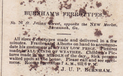 1870 Burnham back of Margaret Eves'