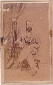 Wilson, J.N., cdv Edward E. Foy