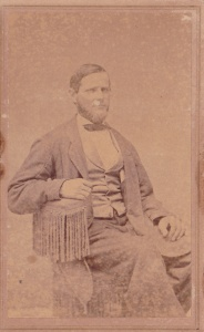 Wilson, J.N., cdv George W. Foy