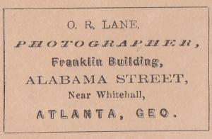 Lane, O.R. c1867 cdv detail backmark