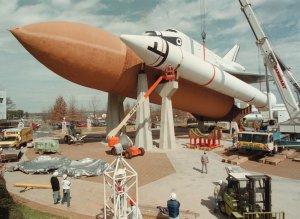 Huntsville shuttle, 1999