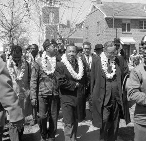 Selma to Montgomery civil rights march, 1965