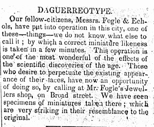 2 Fogle & Echols ad March1841