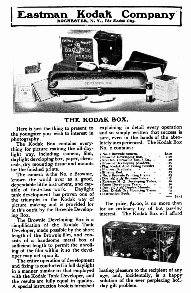 The Kodak Box