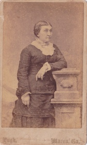 Pugh, J. A., cdv Blanche M. Kell c1880