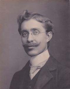 Lenney, William East, portrait 23 Feb. 1902